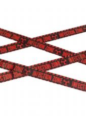 Zombie Infection Zone Caution Tape